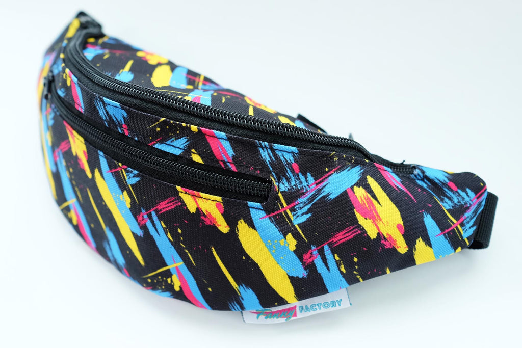 Art Attack Fanny Pack