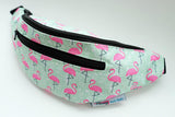 Pink Flamingo Fanny Pack by Fanny Factory