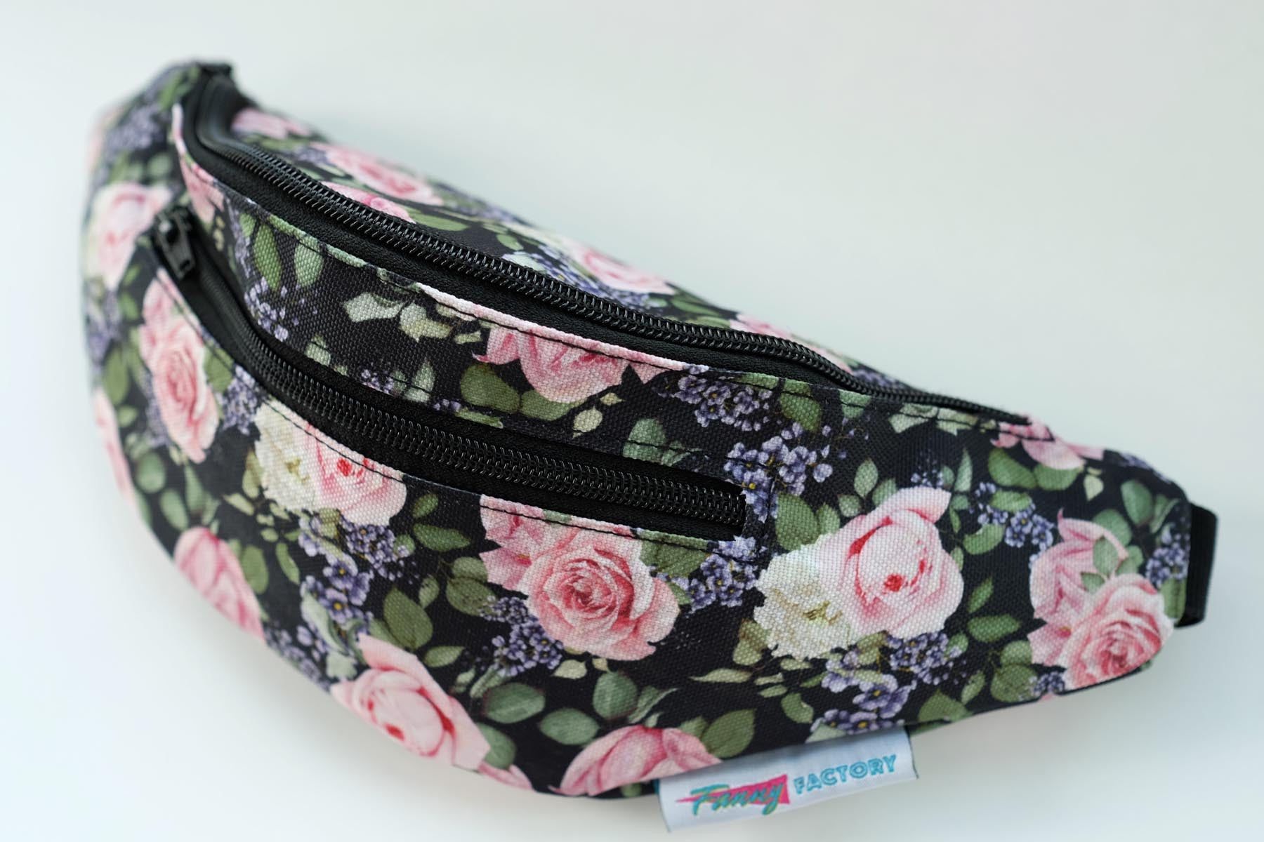 58a632870967 Floral Fanny Pack | Fashion Fanny Packs for Women, Men & Kids ...