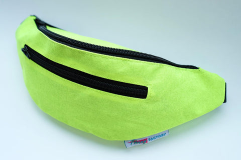 Neon Fanny Pack by Fanny Factory