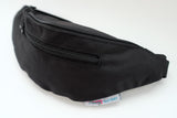 Black Fanny Pack by Fanny Factory