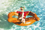 Pretzel Pool Floatie