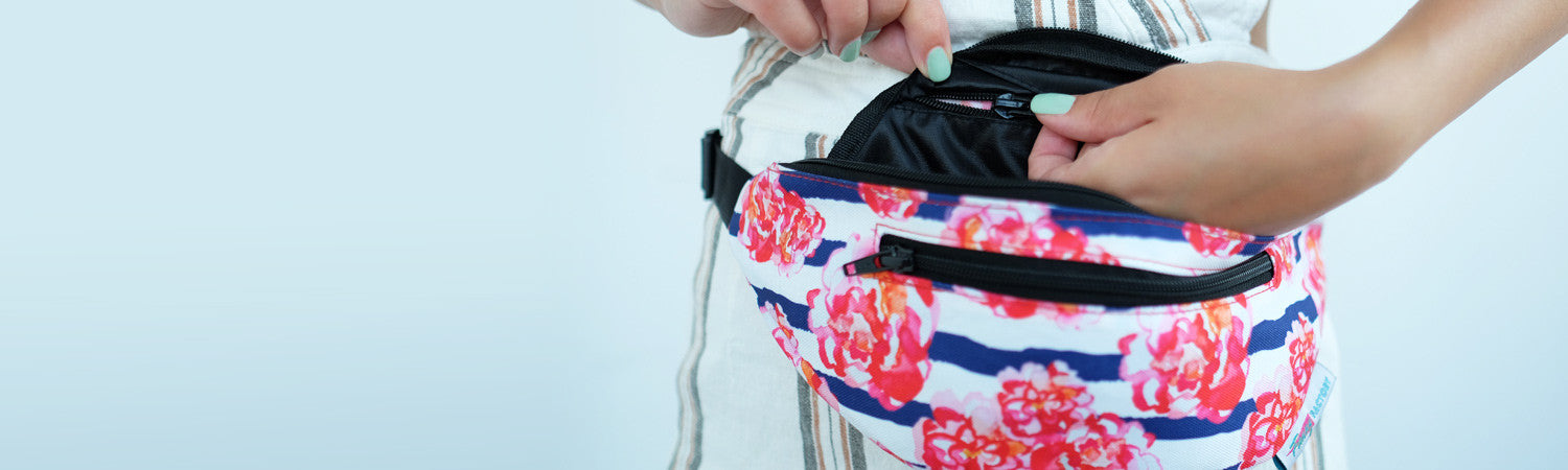 Fanny Packs are the perfect music festival accessory!