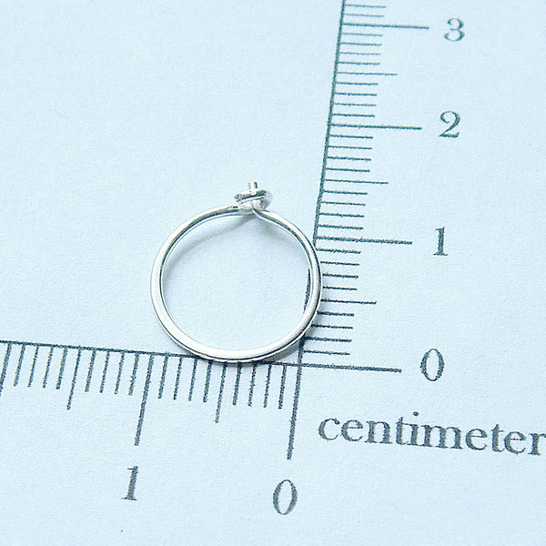 small hoop measurement