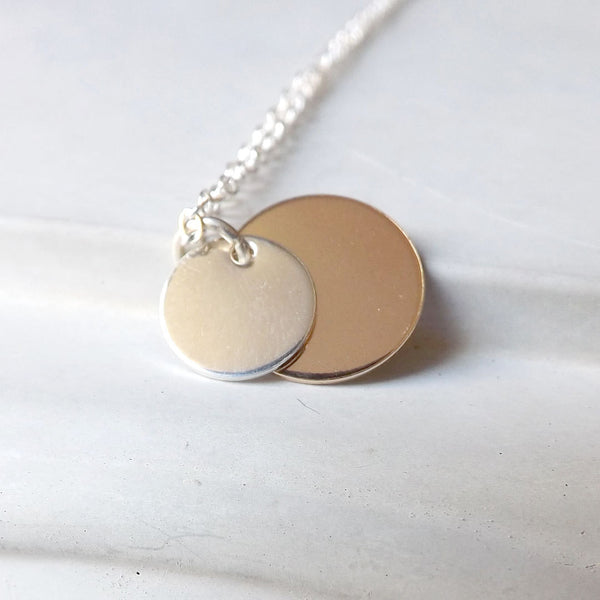 eclipse necklace sun moon