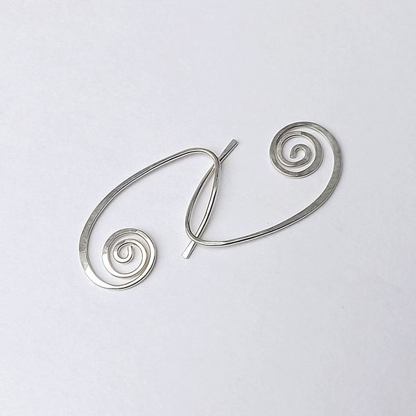 uncoiled hoops