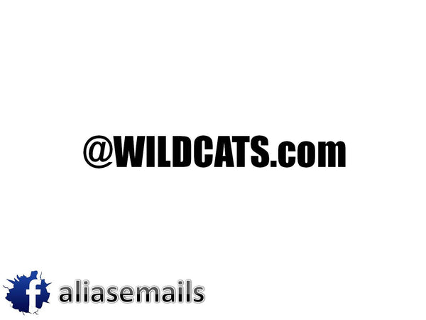 Get your @wildcats.com alias email address here