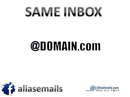 AliasEmails.com- Same Inbox, Better Address