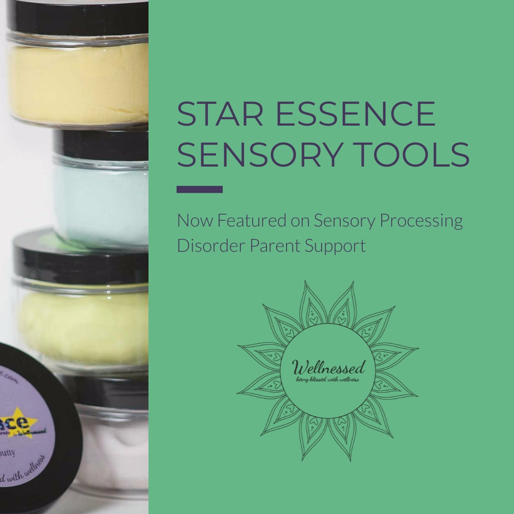 Star Essence Sensory Tools Featured On Sensory Processing Disorder Parent Support