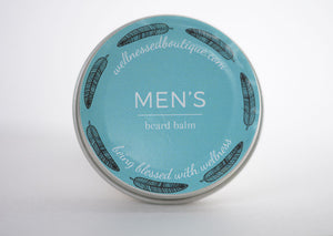 All Natural and Organic Men's Grooming Products
