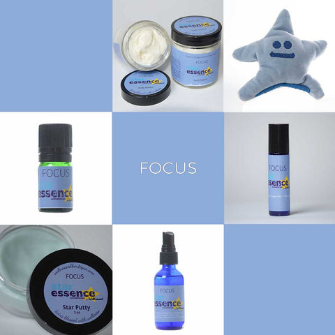 Star Essence FOCUS Essential Oil Blend
