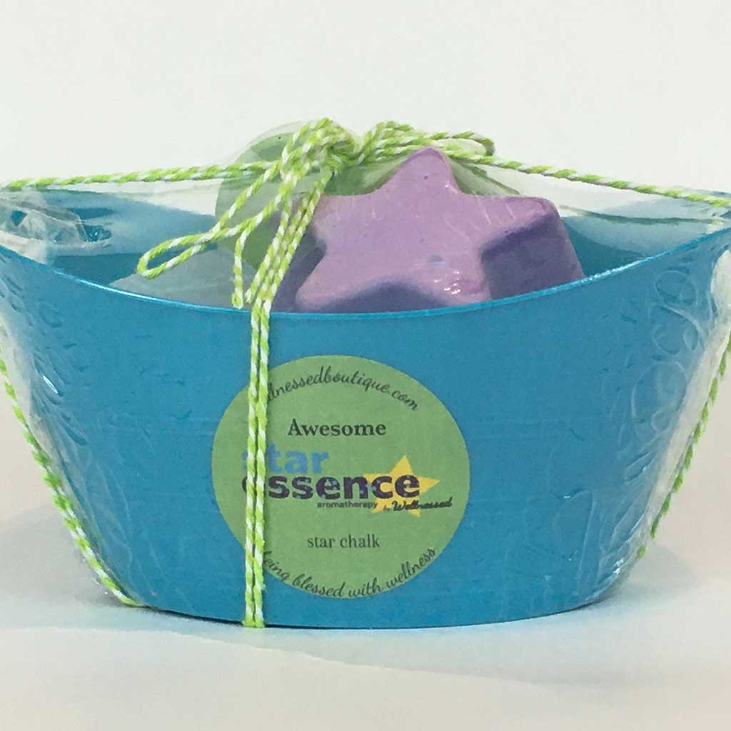 Star Essence Aromatherapy Chalk Bucket