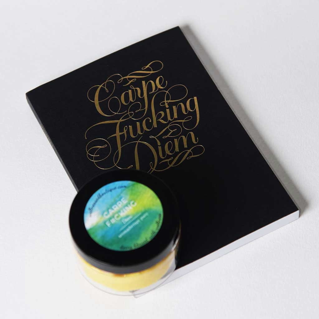 Carpe Diem Aromatherapy Putty Gift Set
