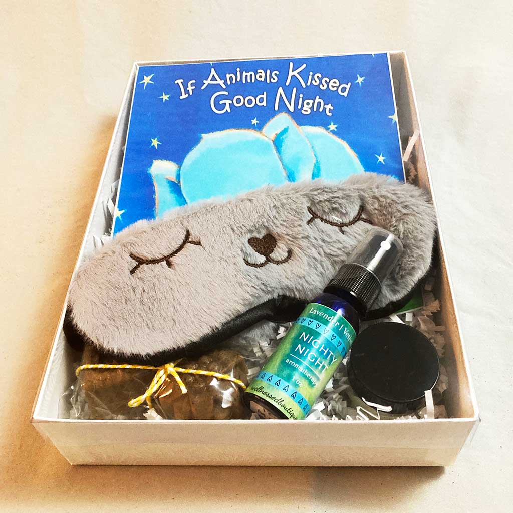 NIGHTY NIGHT Aromatherapy Gift Set