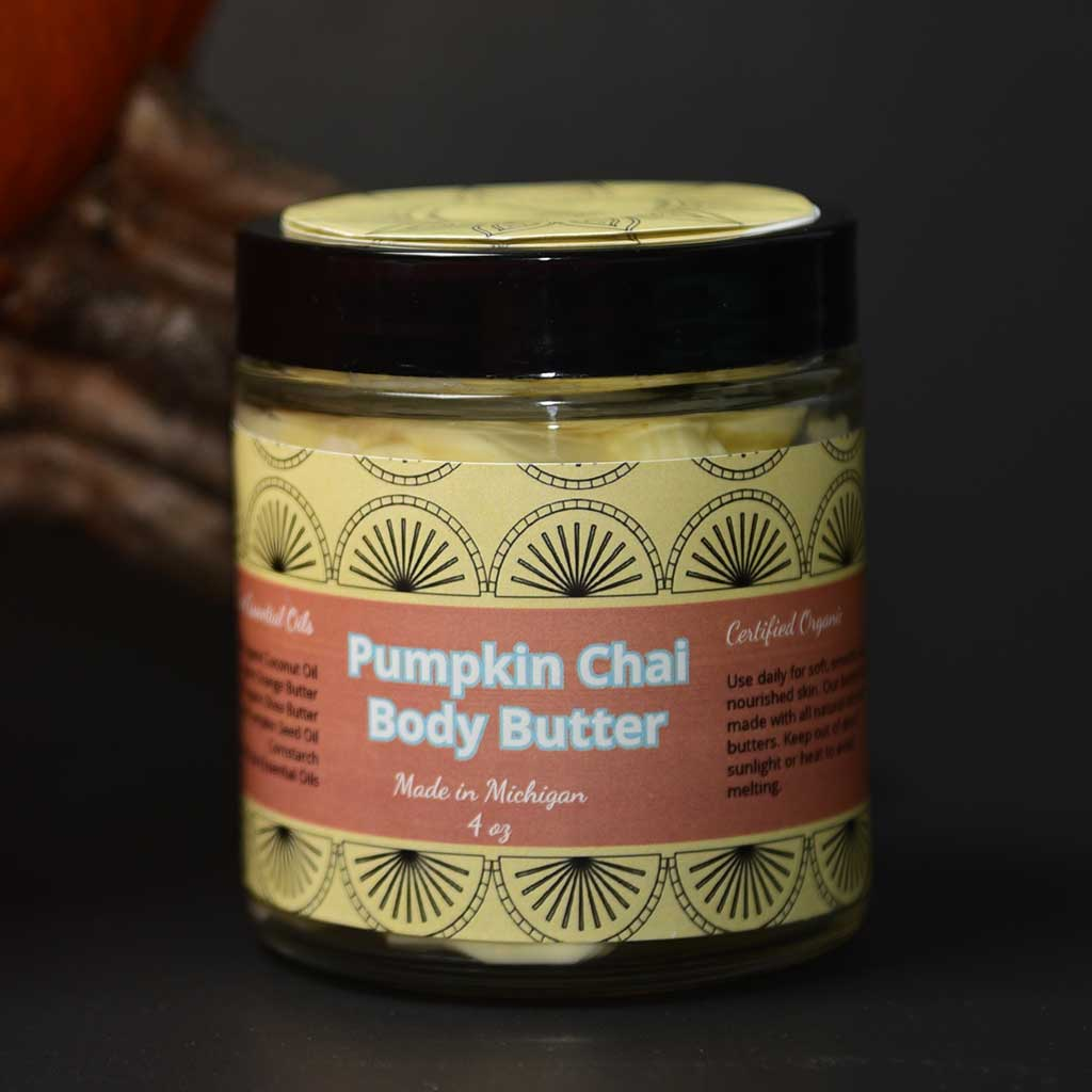 Pumpkin Chai Body Butter