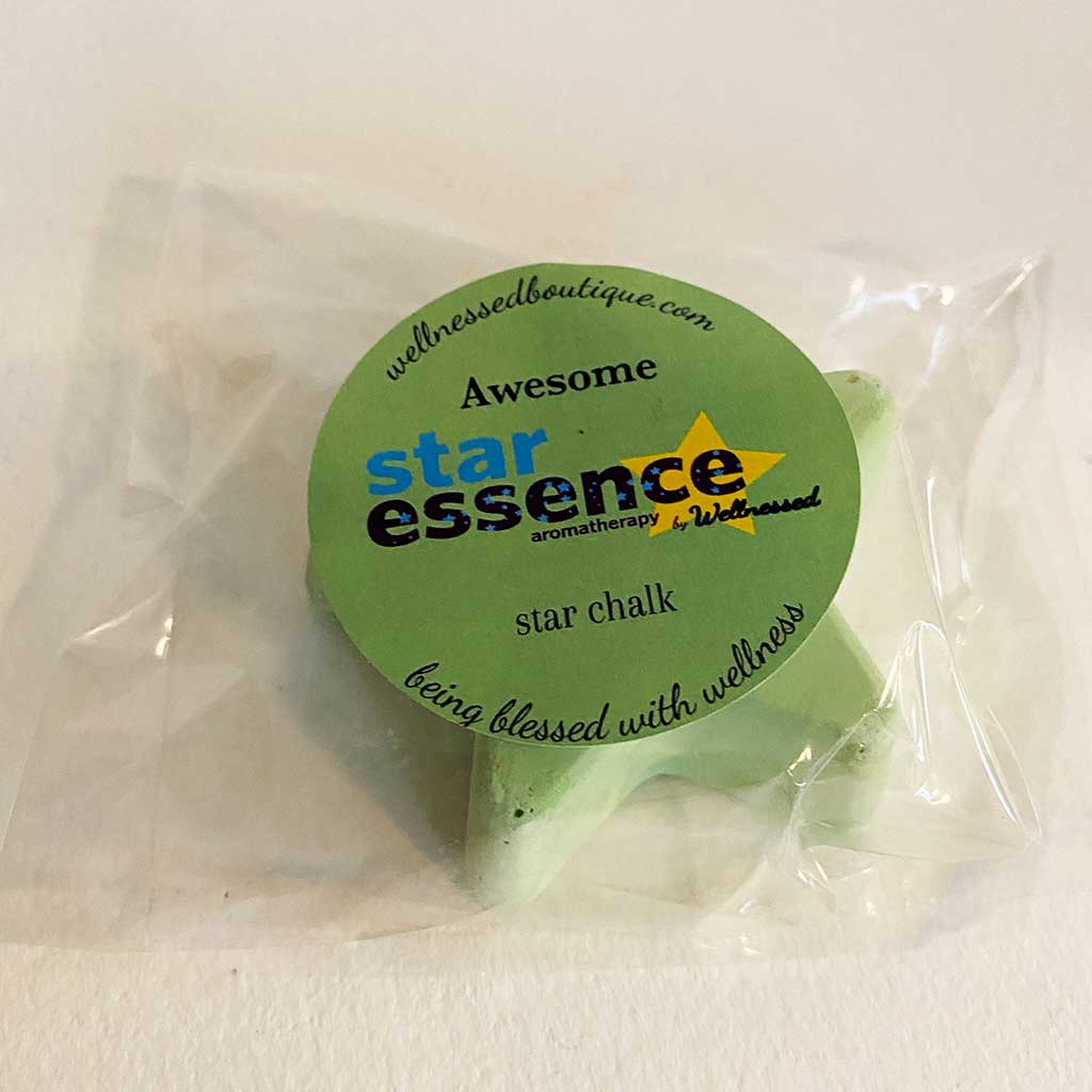 Star Essence Aromatherapy Chalk