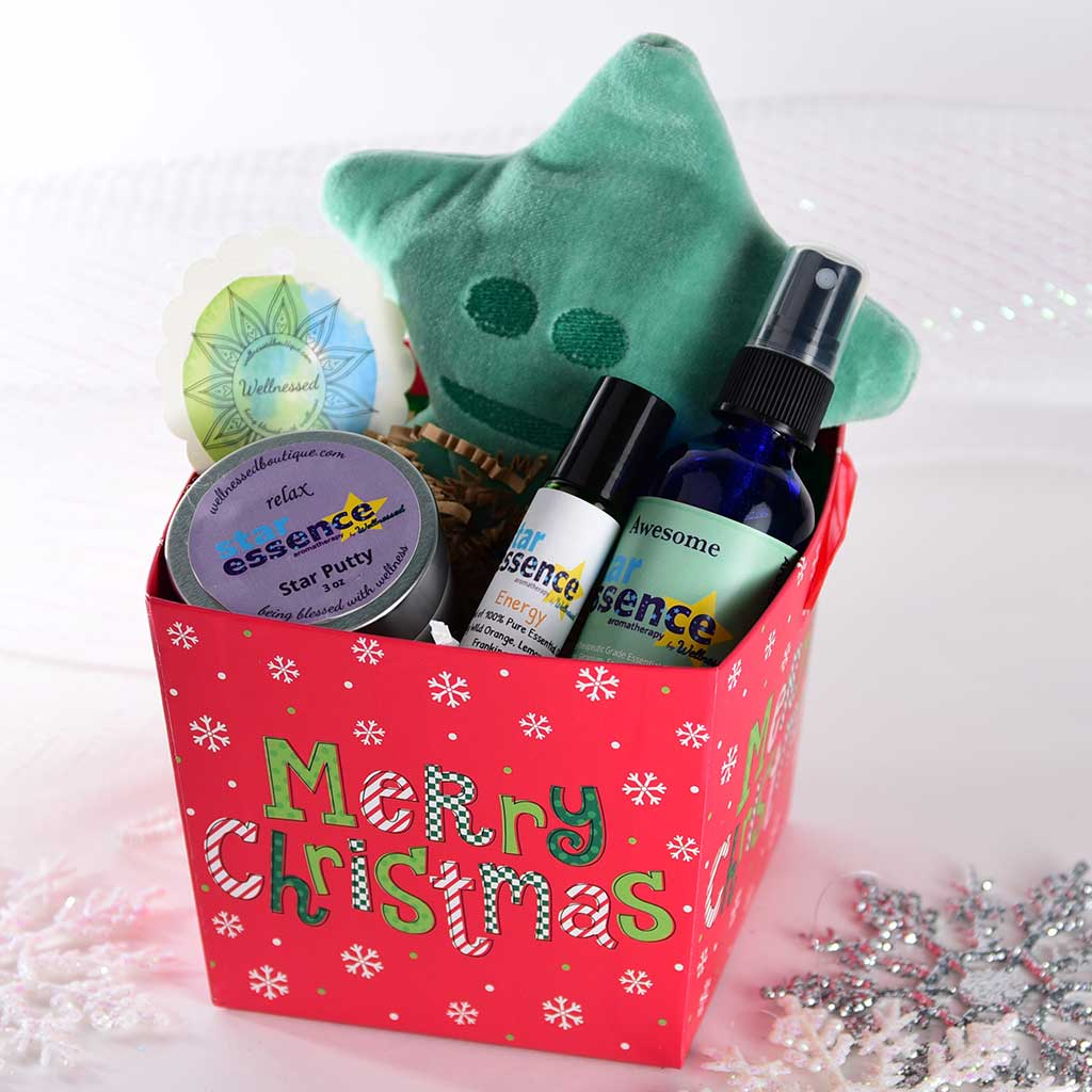 Star Essence Awesome Aromatherapy and Sensory Gift Basket