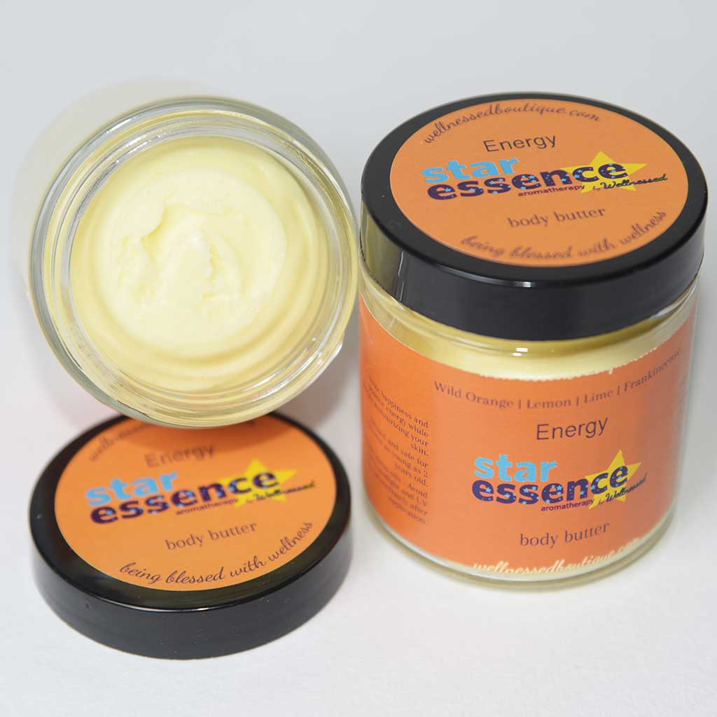 Star Essence Energy Body Butter