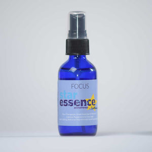 Star Essence FOCUS Aromatherapy Refresher Mist