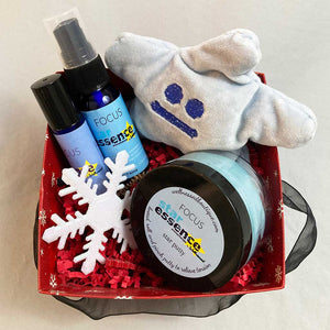 Star Essence Focus Aromatherapy and Sensory Gift Basket