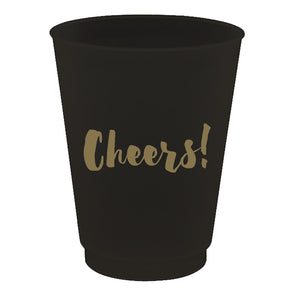 Cheers Party 16oz Flex Cups - Joyful Thingies