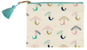 Mermaids Makeup Bag - Mermaids Travel Bag