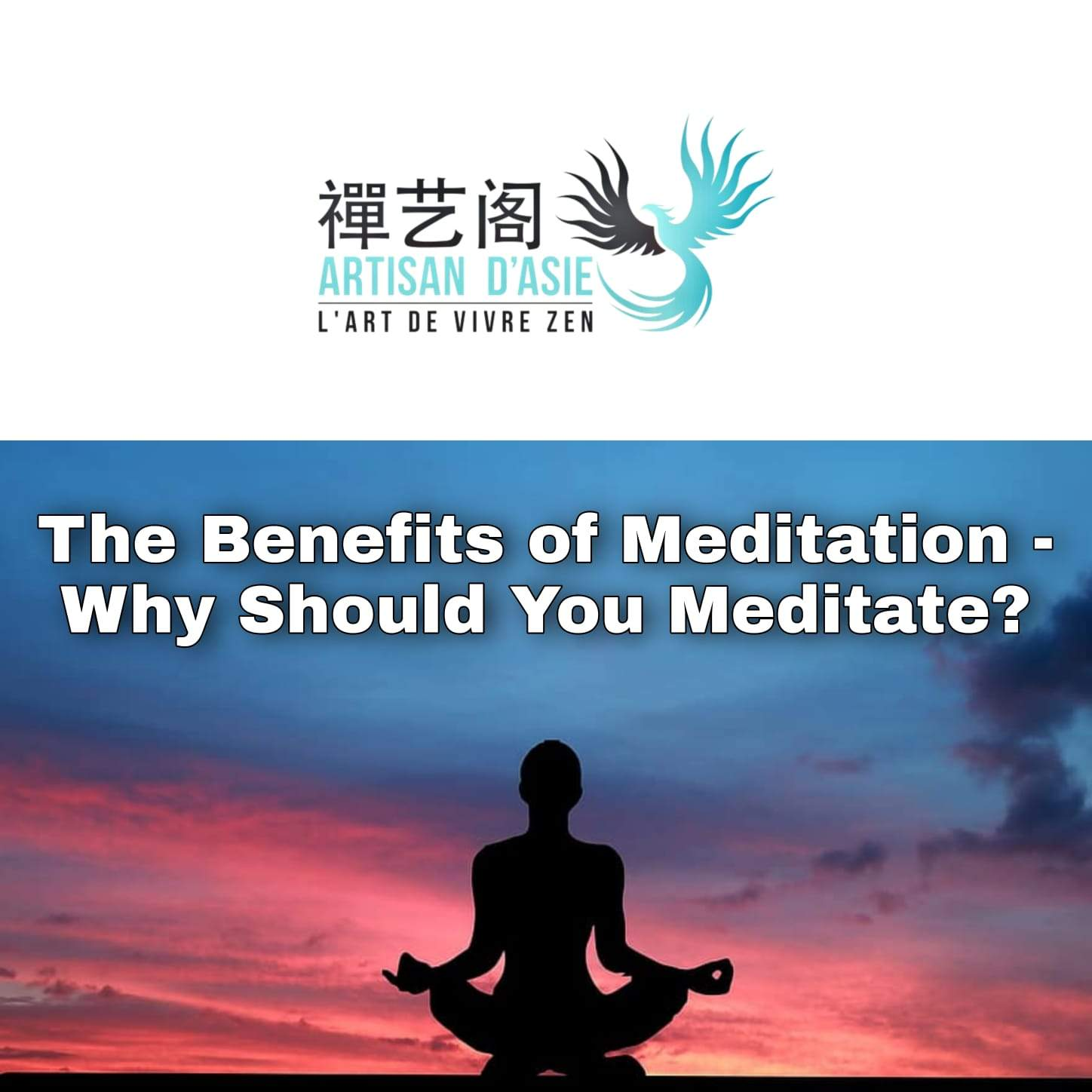 The Benefits of Meditation - Why Should You Meditate?