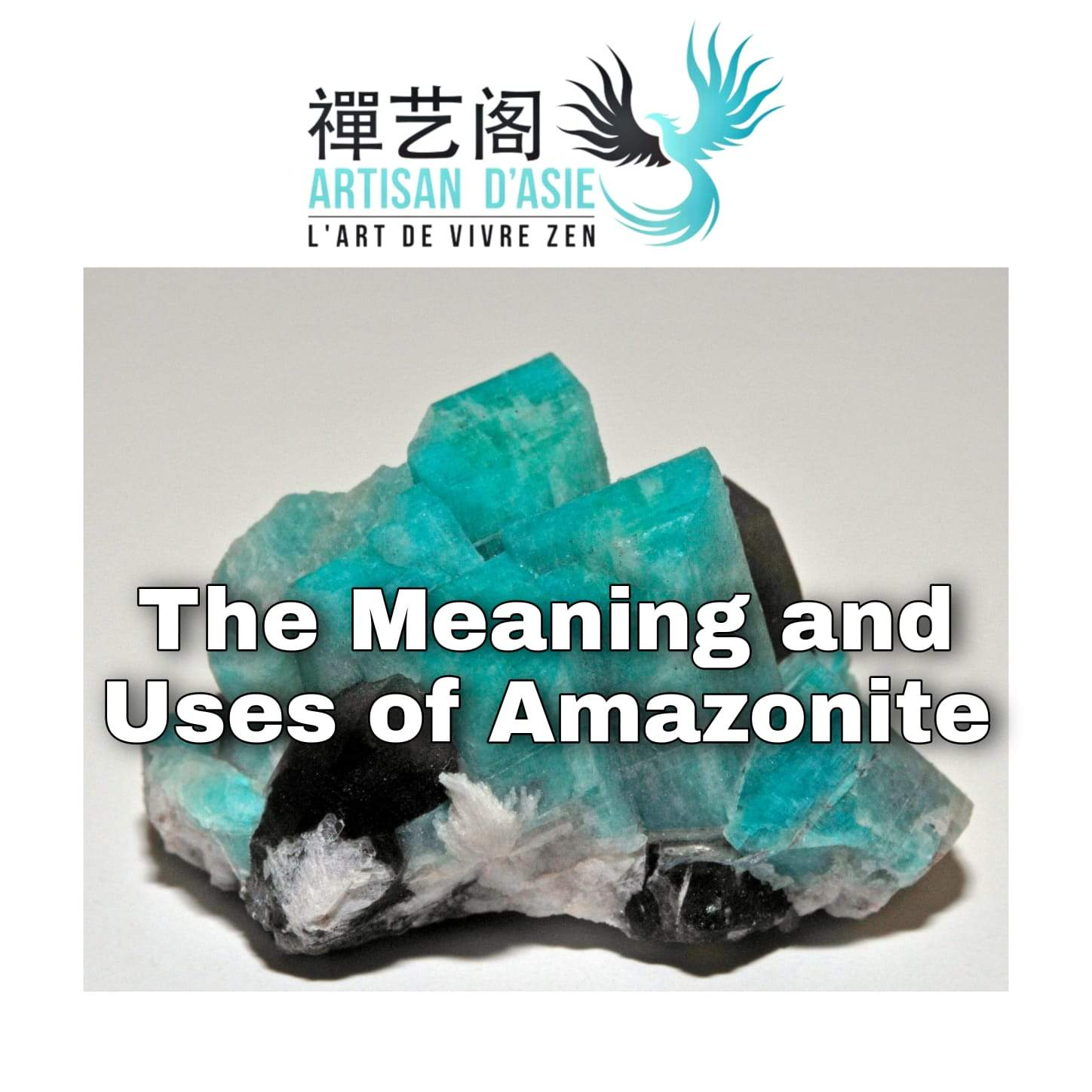 The Meaning and Uses of Amazonite
