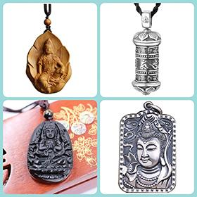Pendants and Amulets