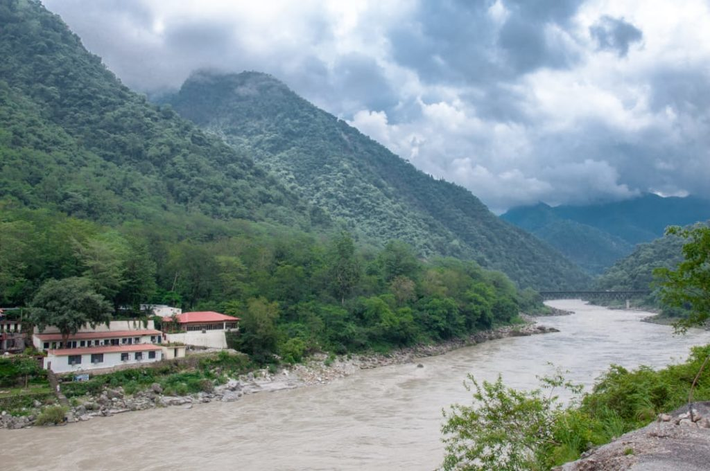 Osho Gangadham, Rishikesh, A place for meditation and spiritual seekers
