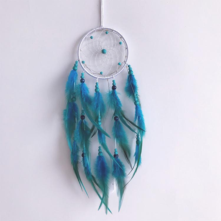 Dream Catcher Catches Artisan Dreams of Blue and White Asia