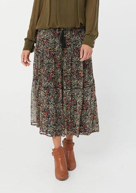 Darcy Skirt | Floral Print