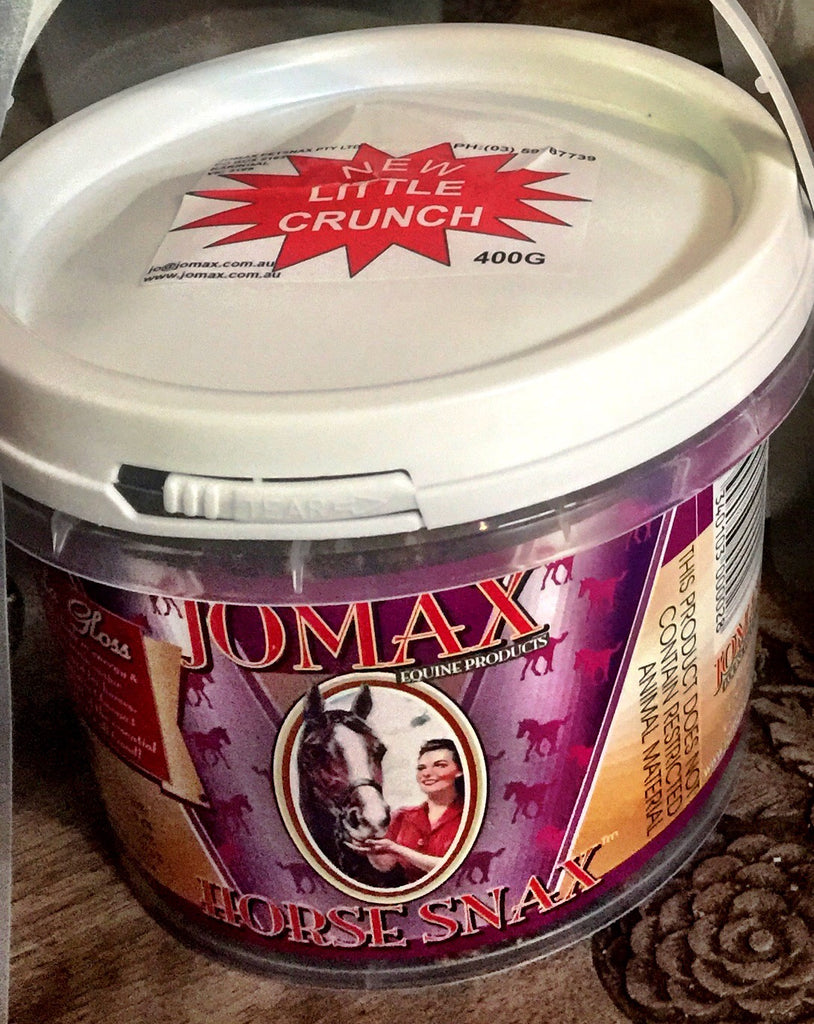 Jomax Little Crunch 400g Bucket