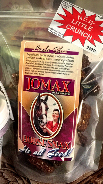250g Jomax Horse treats