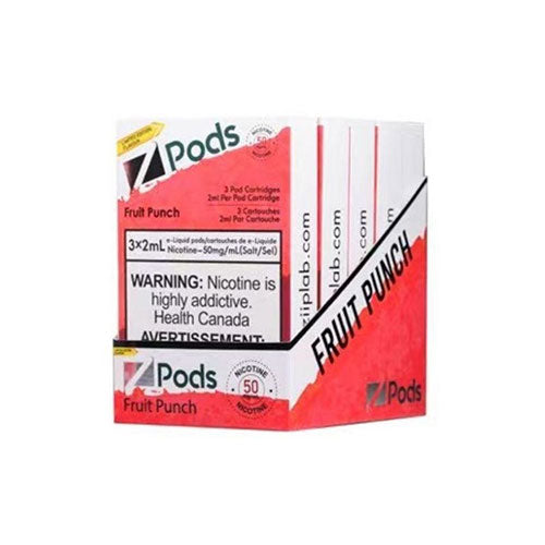 Z Pods Fruit Punch Stlth Compatible Pods