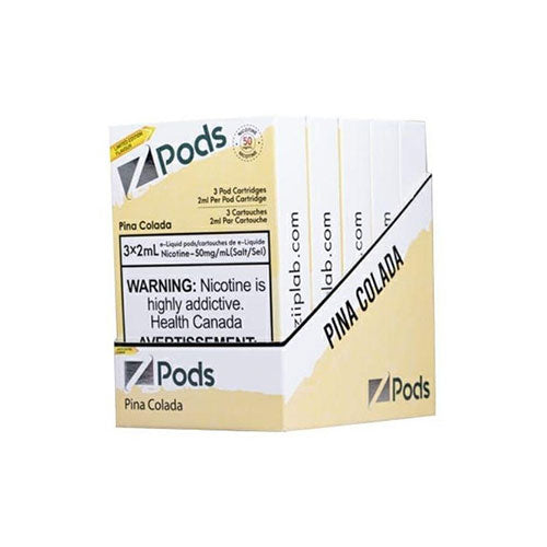 Z Pods Pina Colada Stlth Compatible Pods