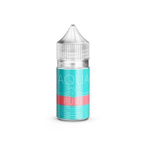Aqua Salts - Pure - Vapeluv Vapeshop