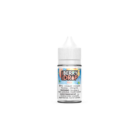 Berry Drop Peach Salt Nic