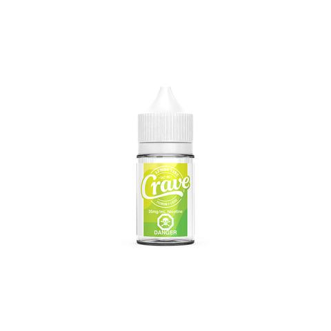 Crave Lemon Vibe Salt Nic Vapeluv Vape Shop Toronto, Etobicoke, North York