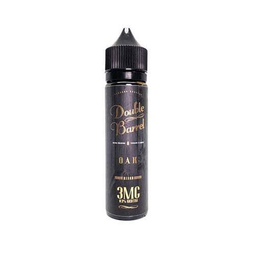 Double Barrel Oak Salt Nic  Vapeluv Vapeshop