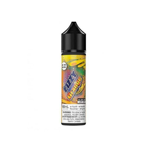 Fizzy Orange  Vapeluv Vapeshop