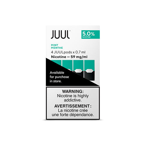 JUUL Replacement Pods 5%