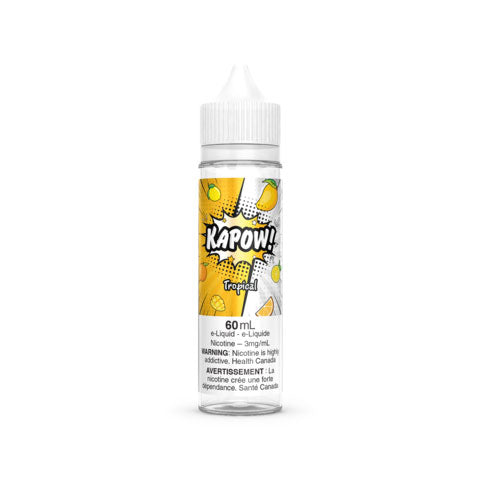 Kapow Tropical Vapeluv Vape Shop Toronto, Etobicoke, North York
