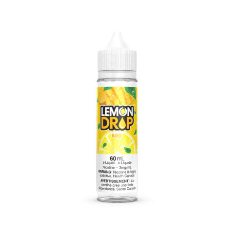 Lemon Drop Mango  Vapeluv Vapeshop
