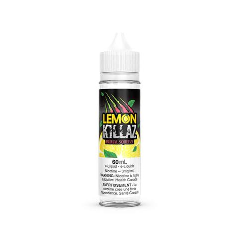Lemon Killaz Primal Squeeze