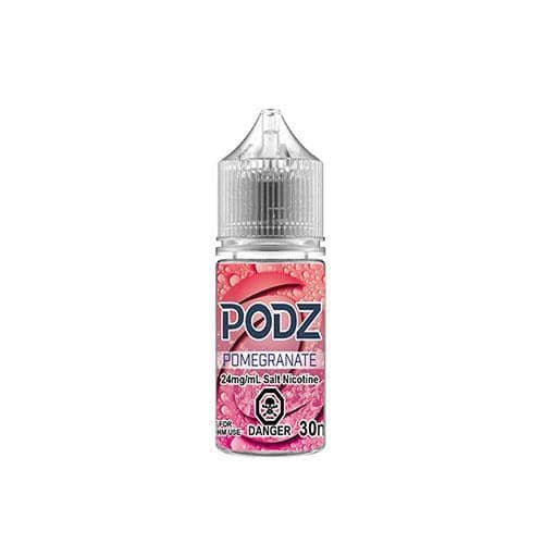Podz Salt Pomegranate  Vapeluv Vapeshop