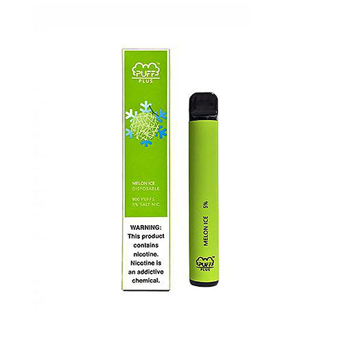 Puff Plus Disposable E-Cigs