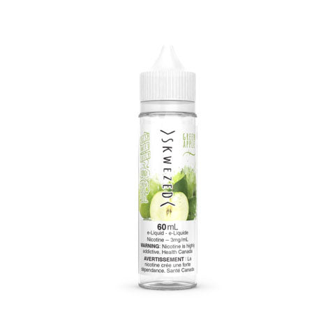 Skwezed Green Apple  Vapeluv Vapeshop
