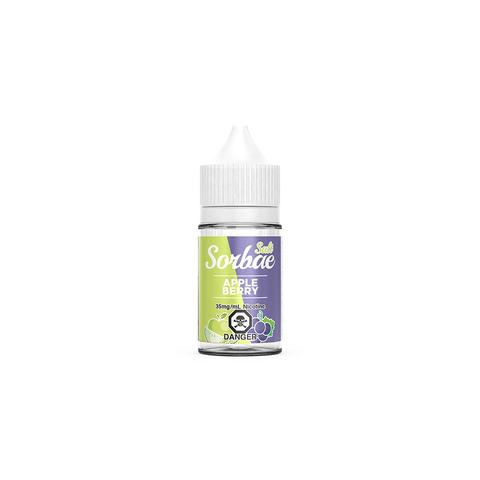 Sorbae Apple Berry Salt  Vapeluv Vapeshop