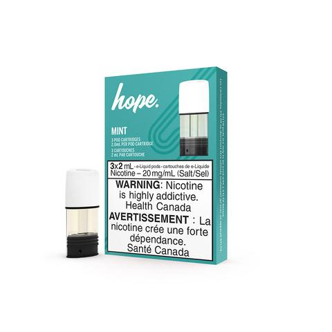 Stlth Hope Mint Vapeluv Vapeshop